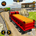 Gold Transporter Euro Truck Driving 2020 icon