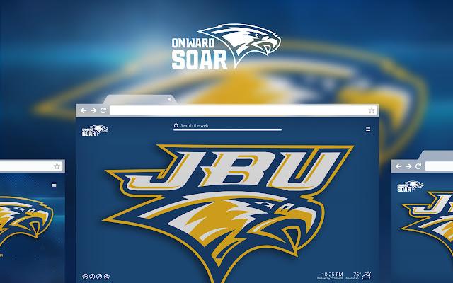 John Brown University Athletics New Tab