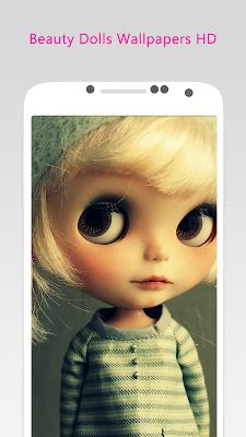 Beauty Dolls Wallpapers HD - screenshot