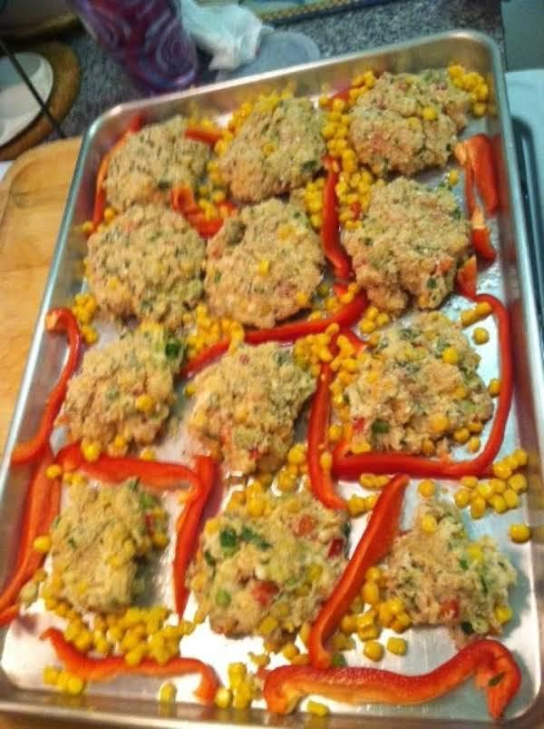 Crab And Shrimp Cakes Recipe
