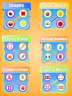 Matching Object : Educational Pair Making Game Screenshot