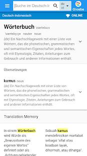Indonesisch-Deutsch Wörterbuch - náhled