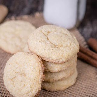 Masala Chai Spiced Icebox Cookies