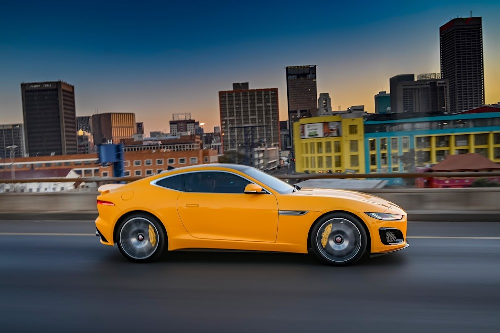 New Jaguar F-Type range now available in SA, pricing announced - TimesLIVE