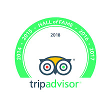 TripAdvisor Badge The Blue Ball at Braunston Restaurant and Pub in Oakham, Rutland