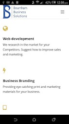 Bournham Business Solutions APK screenshot thumbnail 4
