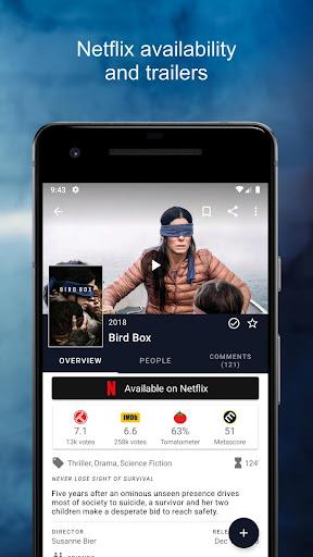 Movie Pal: Your Movie & TV Show Guide 3.39.0 screenshots 3
