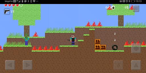 Noob vs zombie: Shooting Game