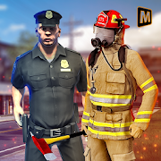 911 Emergency Rescue- Response Simulator Games 3D