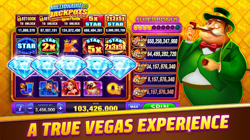 Slots: DoubleHit Slot Machines Casino & Free Games screenshot 10