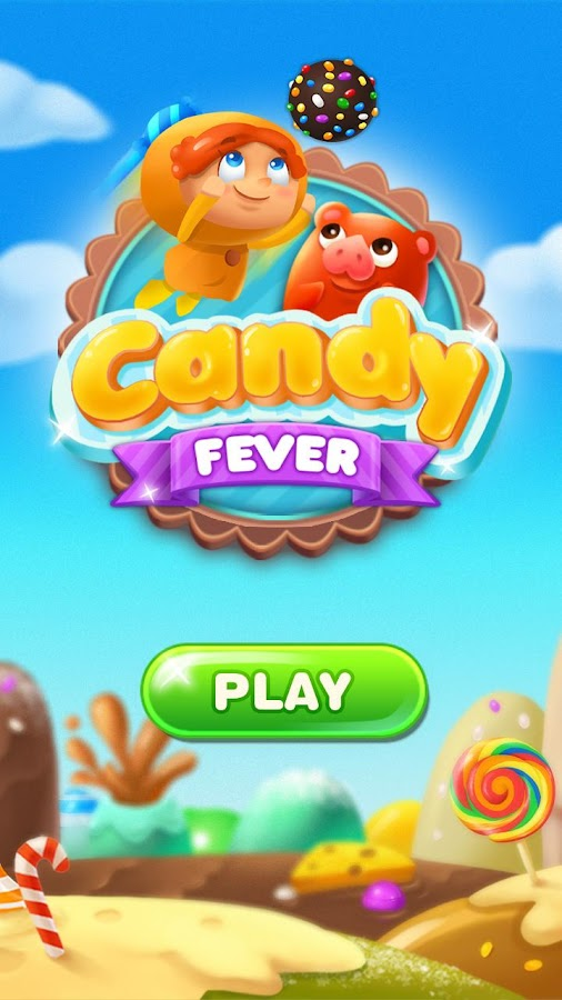Candy Fever- screenshot