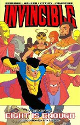 Invincible, Vol 2: Eight Is Enough