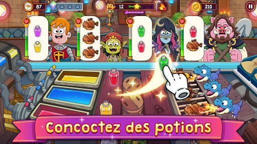 Télécharger Potion Punch 2 : des aventures culinaires magiques APK MOD (Astuce) screenshots 1