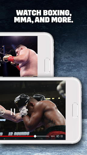 DAZN Live Fight Sports: Boxing, MMA & More 1.69.0 screenshots 4