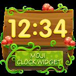 Emoji Clock Widget Icon