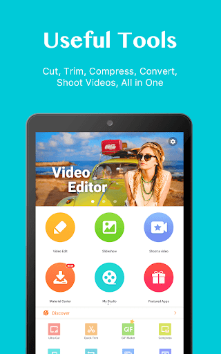 VideoShow Video Editor, Video Maker, Beauty Camera  screenshots 18