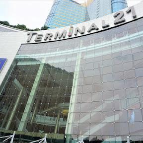 タイ・バンコクのショッピングセンター「ターミナル21」がいろいろスゴイ件