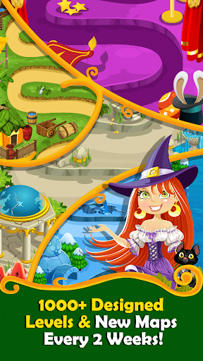 New Witchy Wizard 2019 Match 3 Games Free No Wifi screenshots 3