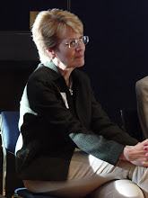 Photo: Mary Sue Coleman, President of the University of Michigan