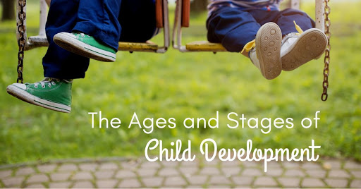 Nuôi dạy trẻ qua các giai đoạn phát triển cha mẹ sẽ được khóc, cười cùng con