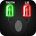 Finger Lie Detector prank App icon