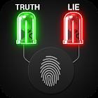 Finger Lie Detector prank App icon