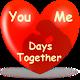 Days together widget wallpaper (app)
