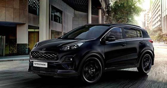 Kia Automóviles Robe recibe el espectacular Sportage Black Edition