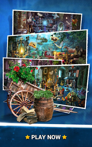 Hidden Object Enchanted Castle Screenshot