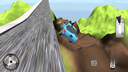 Hill Climb Race 4x4 3d UAE for PC