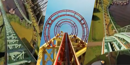 VR Thrills: Roller Coaster 360 (Google Cardboard) 1.6.2 7