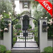 500+ Design Fence Houses icon