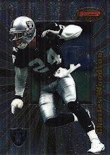 Photo: Charles Woodson 1998 Bowman's Best RC