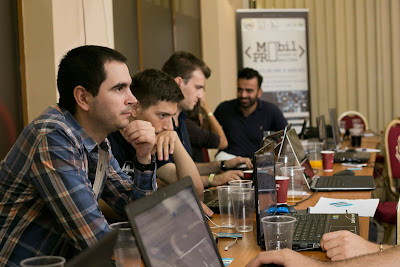 AppCamp IoT | September 3-6, 2015 | Mamaia
