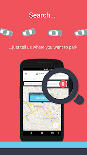 ParkAround - Νο1 Parking App- screenshot thumbnail