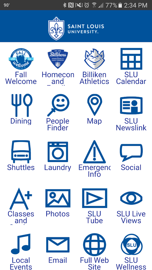 Saint Louis University Android Apps on Google Play