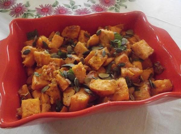 Noni Lucy's Pumpkin Salad Recipe