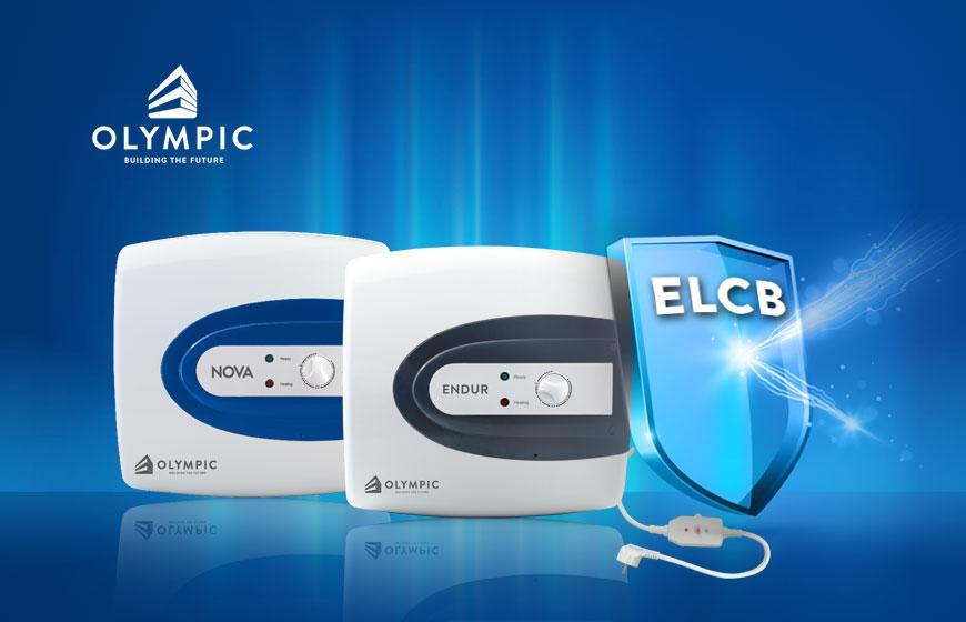 Bình nóng lạnh sử dụng công nghệ chống giật ELCB