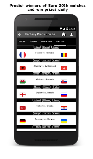 iPredict - Game for Euro 2016