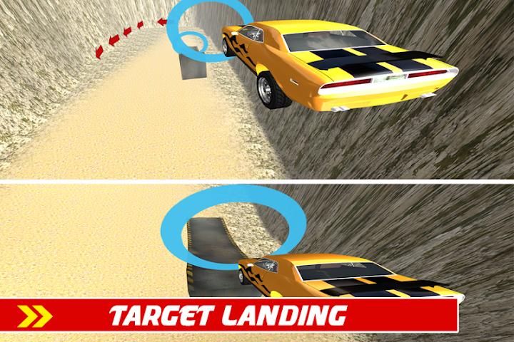 android Crazy Car Stunts Simulator Screenshot 6