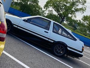 スプリンタートレノ AE86 AE86 GT-APEX 58年式のカスタム事例画像 lemoned_ae86さんの2021年09月23日09:01の投稿
