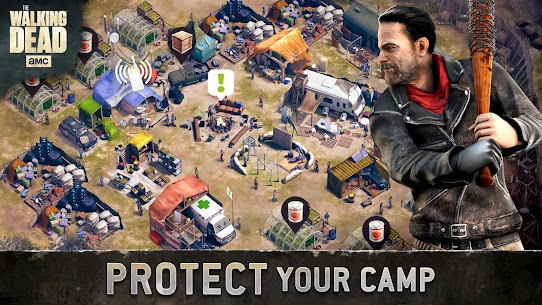 The Walking Dead No Man's Land Mod Apk – For Android 6