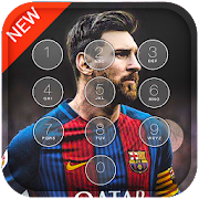 Screen Lock For Lionel Messii Fans
