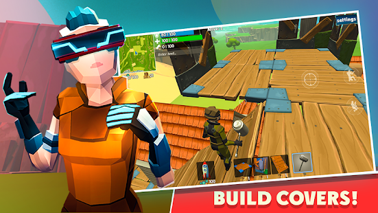 Rocket Royale 1.5.8 Mod Apk [Unlimited Gold & Diamonds] for Android