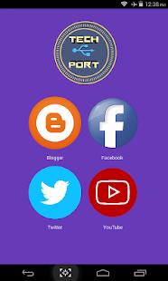 Tech Port - náhled