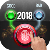 Happy New Year 2018 - Future Fingerprint Prank
