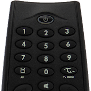 Remote Control For IndoVision