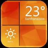 WP Metro Style Weather Widget