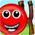 Red Ball Knock Down icon