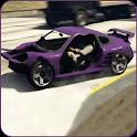 Car Crash Simulator :Van Beamng Accidents Sim 2021 icon